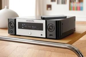 Marantz M-CR510 удивит лаконичностью дизайна и качественным звуком