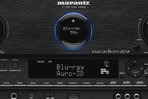 Marantz AV 8802 подарит реальность эффектов при просмотре фильма