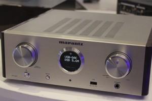ЦАП Marantz HD-Amp1- новый уровень качества звука