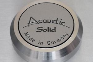 Секреты «винила» Acoustic Solid Machine Small