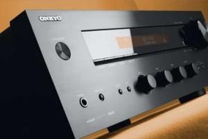 Стерео-ресивер Onkyo TX-8030 удивит меломанов правильным звучанием