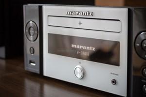 MARANTZ M-CR610 один из самых мощных CD-ресиверов