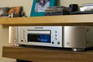 MARANTZ SA 8005 – CD-плеер за доступную цену
