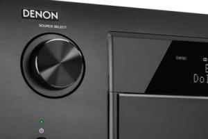 Denon AVR-X6200W: ресивер премиального уровня