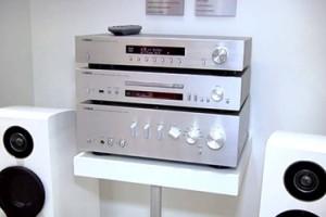 Тест универсального проигрывателя Yamaha CD-N500