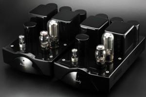 Тест предварительного усилителя и усилитель мощности Melody Pure Black 101/PM845