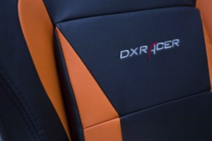 Dxracer FS/FC08/NW – спортивный болид у Вас в офисе