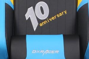 DXRacer OH/DF53/NBY – юбилейная модель геймерских кресел