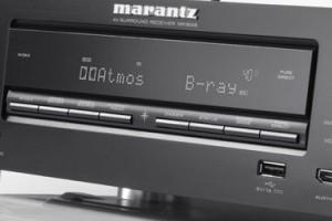 Marantz NR1606 - новый AV-ресивер с Dolby & DTS:X
