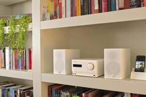 Новая система Pioneer X-CM35 Hi-Fi с Bluetooth и радио DAB+
