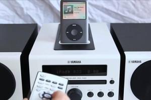 Yamaha MCR-042 – уникальная компактная аудиосистема