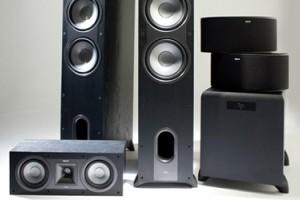 Новая серия акустических систем компании Klipsch