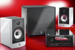 Marantz M-CR603 - дизайнерский музыкальный центр