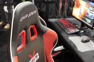 Dxracer OH/FD01/NB - кресло для турниров мировых масштабов