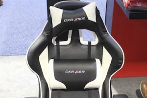 DxRacer OH/CE120/NW – новое поколение геймерских кресел