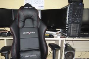 DXRacer OH/RC99/N — выбор геймеров и офисных работников