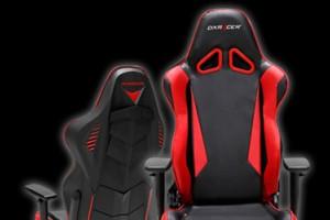 Dxracer OH/RB1/NR – обзор геймерского кресла с LED подсветкой