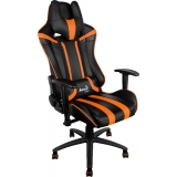 Кресло Aerocool AC120BO Black Orange