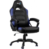 Кресло Aerocool AC80C-BB Black Blue