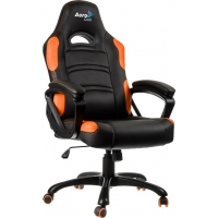 Кресло Aerocool AC80C-BO Black Orange