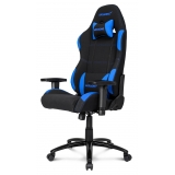 Кресло Akracing Nitro K701A-1 Black Blue