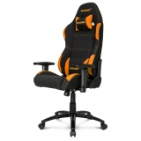 Кресло Akracing Nitro K701A-1 Black Orange