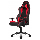 Кресло Akracing Nitro K702A Black Red
