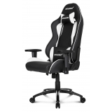 Кресло Akracing Nitro K702A Black White