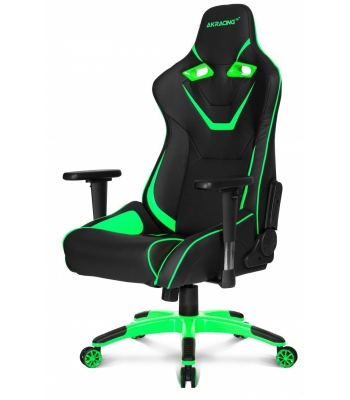 Кресло Akracing PROX CP-BP Black Green