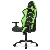 Кресло Akracing Player 601H Black Green