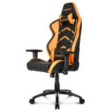 Кресло Akracing Player 601H Black Orange