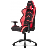Кресло Akracing Player 601H Black Red