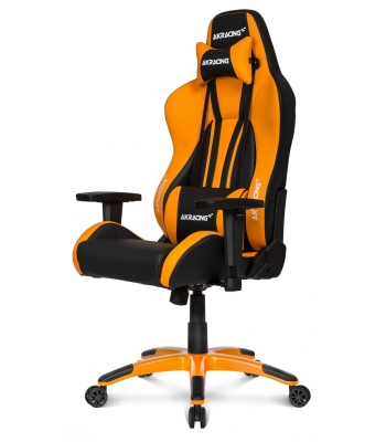 Кресло Akracing Premium V2 K700Q Black Orange