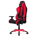 Кресло Akracing Premium V2 K700Q Black Red