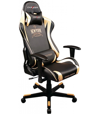 Кресло DxRacer OH/FE116/NA New York Golden Edition