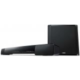 Звуковая панель с беспроводным сабвуфером Yamaha YAS-203 Black