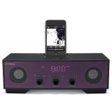 Мультимедийная док-станция Yamaha TSX-80 Dark Purple