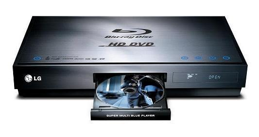 Blu-ray плеер что это такое
